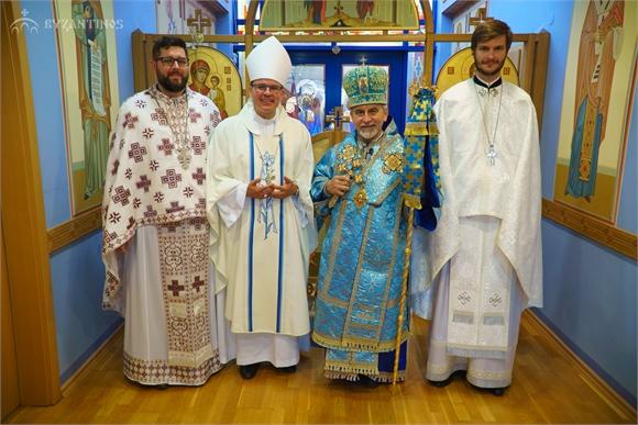 Odpustová slávnosť v košickej katedrále spojená s kňazskou vysviackou