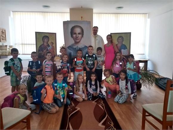 Blahoslavená Anka Kolesárová sa stala patrónkou prvákov cirkevnej školy v Trebišove
