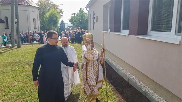 V Slanskom Novom Meste oslávili 150. ustanovenia gréckokatolíckej farnosti