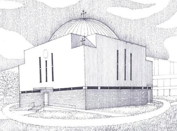 TV Lux odvysiela záznam posvätenia novej cerkvi na košickom sídlisku