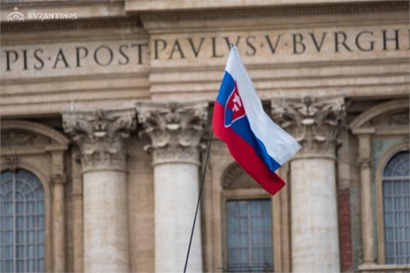 Gréckokatolíci zo Slovenska sa stretli so Svätým Otcom