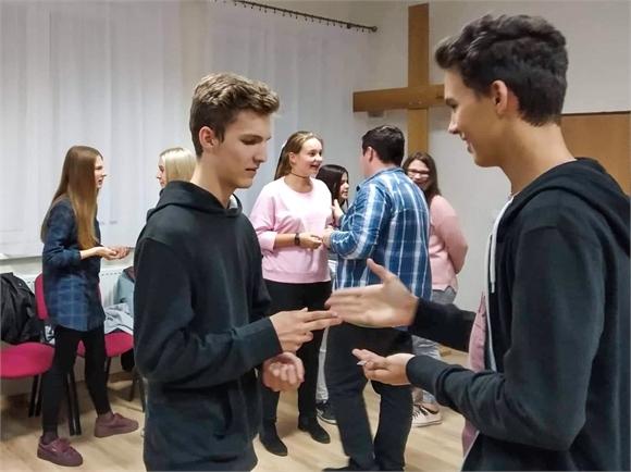 V Dvoriankach sa stretli mladí Sečovského protopresbyterátu