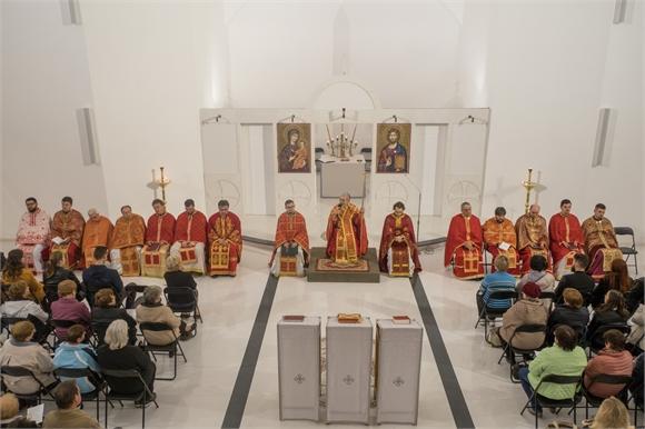 V Košiciach-Nad jazerom slávili Liturgiu sv. Jakuba