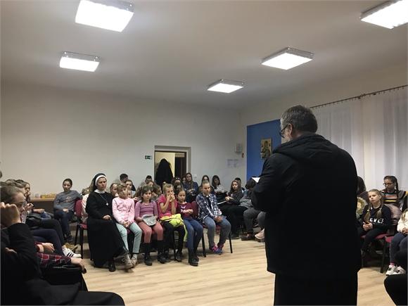 Mladí Sečovského protopresbyterátu sa v Dvoriankach učili odvahe