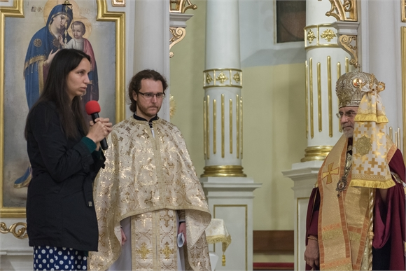 Večer milosrdenstva sa uskutočnil aj v košickej katedrále