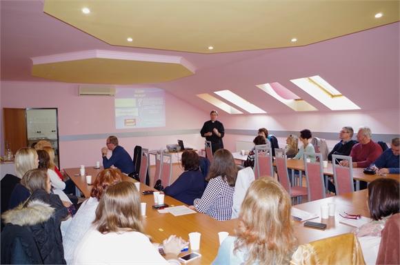 V Trebišove sa konal metodický deň pre učiteľov cirkevných škôl Košickej eparchie
