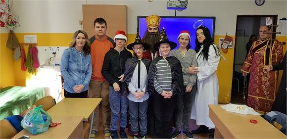 Vladykovia sa zúčastnili osláv sviatku sv. Mikuláša vgréckokatolíckom seminári v Prešove