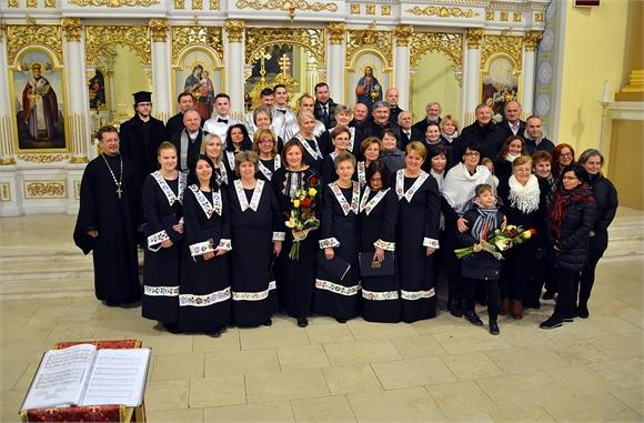 Srbský Katedrálny zbor sv. Nikolu sa predstavil v Košiciach