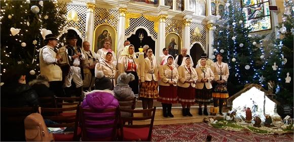 Druhý Sviatok vianočný prežili v Trebišove s vladykom Milanom Chauturom