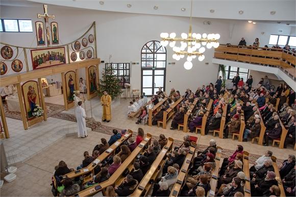 Vo farnosti Košice-Západ slávili menší chrámový sviatok