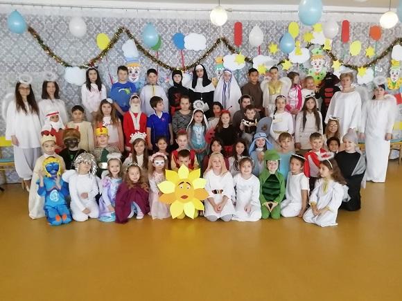 Žiaci na Cirkevnej základnej škole v Trebišove sa učili podstate svätosti
