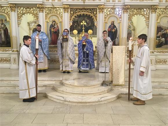 Sviatok Stretnutia Pána v košickej katedrále