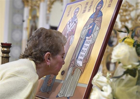 V Košiciach sa konali oslavy 1150. výročia zosnutia sv. Konštantína-Cyrila