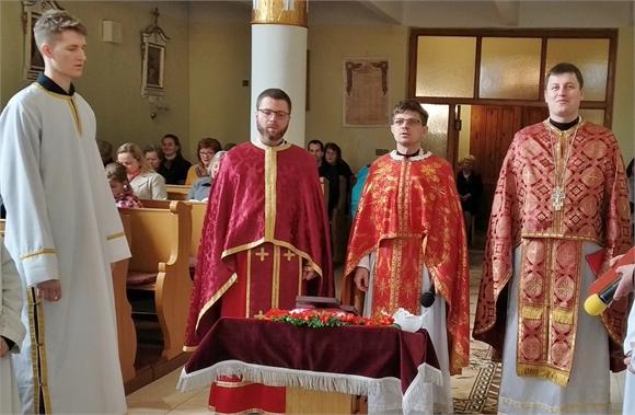 V Dvoriankach sa konala duchovná obnova