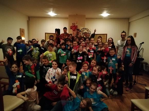 Deti v Trebišove prežili krížovú cestu s Ježišom