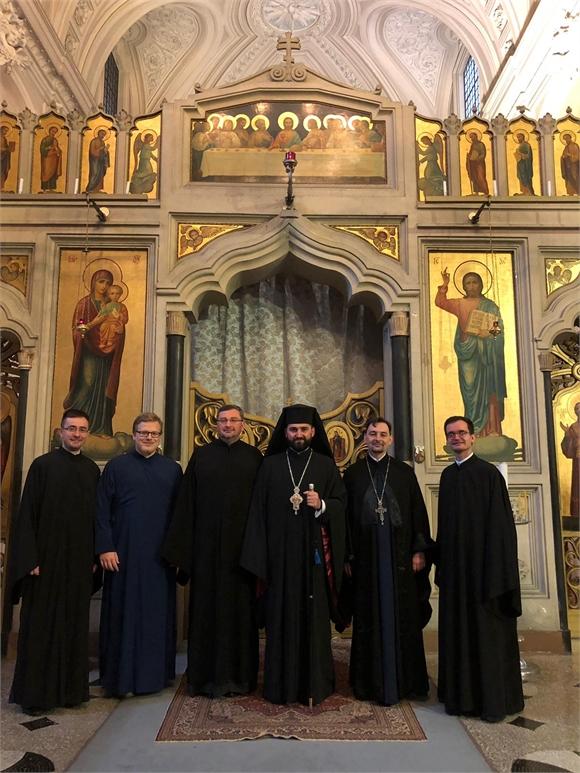 Otec Jaroslav Lajčiak bol v Ríme ustanovený za archimandritu