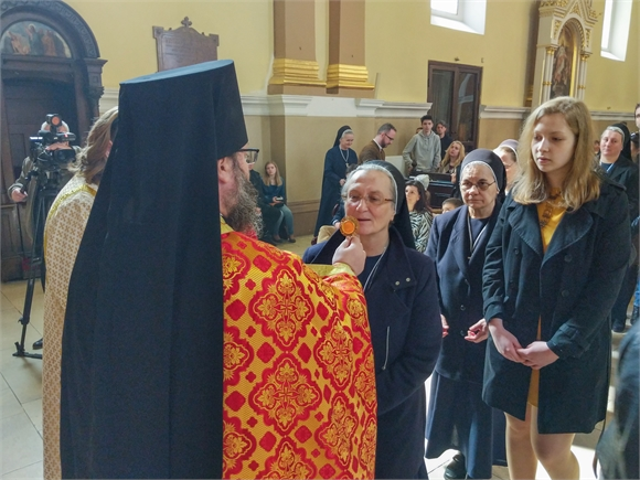 Kongregácia sestier služobníc Nepoškvrnenej Panny Márie oslávila sviatok svojej zakladateľky